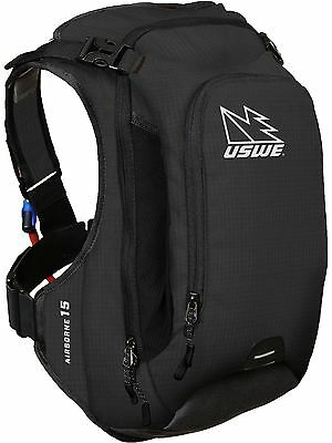 USWE Carbon Airborne 15 - 12 Litre (With 3 Litre Bladder) Hydration Pack