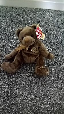 TY Beanie Babies Henry the Bear Harrods Exclusive