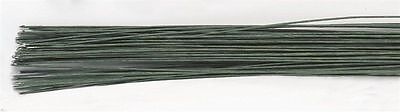 Culpitt FLORIST WIRE 20 gauge  green sugar flowers  floristry Sugarcraft