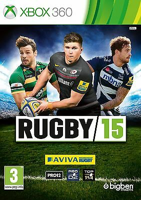 Rugby 2015 - XBOX 360 - PREOWNED