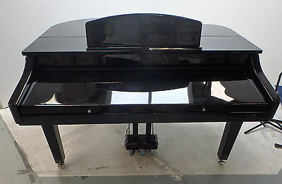 GDP-400 Digital Grand Piano by Gear4music - DAMAGED - RRP £1999.99