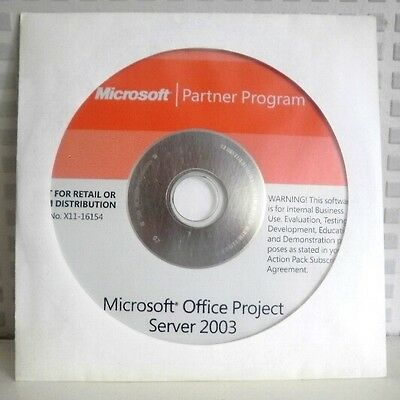 Project Server 2003