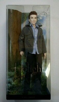"""Edward Vampire Doll From The Barbie Doll Collection """"The Twilight Saga"""""""