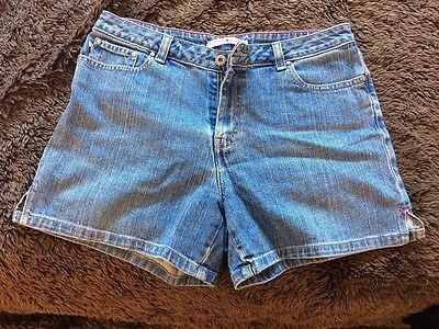 Womans jean shorts - Tommy Hilfiger Size 10/12