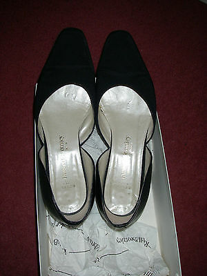 Ladies black shoes - Russell & Bromley size 38.5