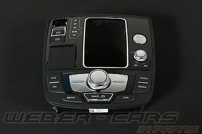 Audi A6 S6  A7 S7 RS6 RS7 4G ALU MMI Touch Bedieneinheit Controller 4G1919612Q