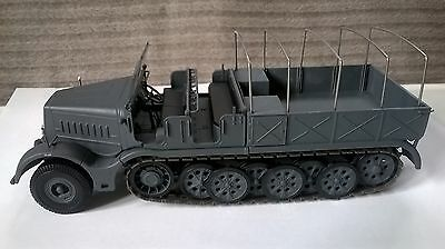 Eaglemoss Collections WW2 German sdkfz 8 (?) 1/43 scale (28mm?)