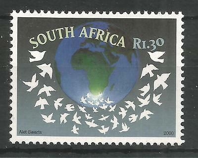 South Africa 2000 Year Of Peace Sg,1197 Un/mm Nh Lot 1436A