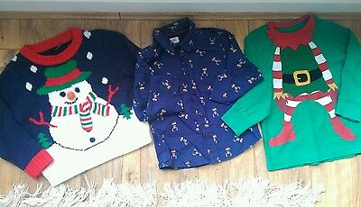 Christmas boys clothes 2-3 years