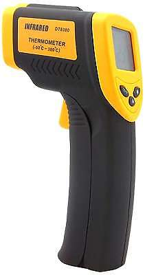 Laser Thermometer Gun Point DT8380Infrared Thermometer Tester 50-380°C
