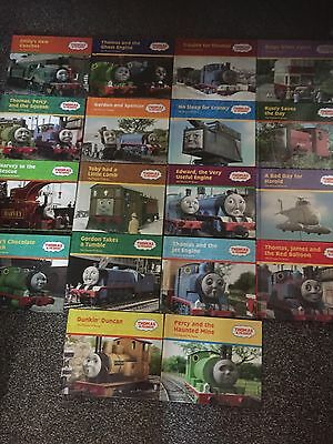 Large Collection Of 18 Thomas The Tank Engine & Friends Books By Dean