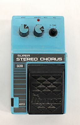Ibanez SC10 Super Stereo Chorus Made In Japan MIJ