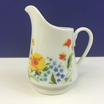 "Imperial China W. Dalton L5011 ""Just Spring"" Creamer/Syrup Pitcher"
