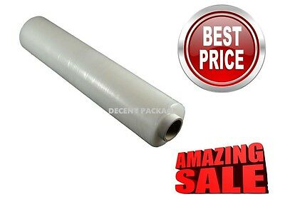 1 Roll Clear Parcel Packing Shrink Wrap Stretch Shrink Cling Film 400mm X250M