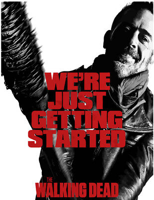 Negan from The Walking Dead Style 2 T-Shirt