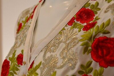 Agha Noor Latest Design Silk Wth Embroidery M And L Size