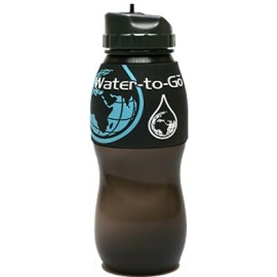 Water to Go Water Filtration Bottle 75CL