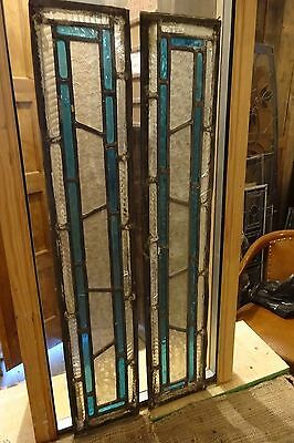 Stained Glass Panels  X2.