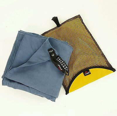 MSR PackTowl Camping Towel 25x53 with Mesh Bag