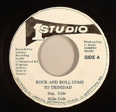 Nat Cole & The Calypso Singers - Rock And Roll Come To Trinidad (Studio 1) 1957