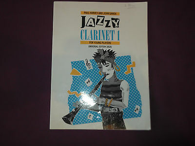 Jazzy Clarinet 1 For Young Players