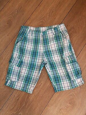 Boys Cargo Shorts Age 12-13 Years
