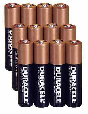 12 X Duracell Alkaline Aa Batteries Long Expiry Date Quality Guaranteed
