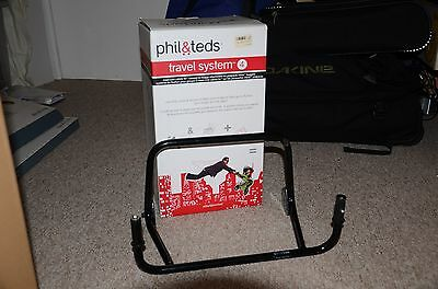 Phil and Teds Travel System Adaptor for Maxi-Cosi Car Seat