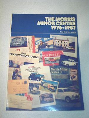 Book The Morris Minor Centre 1976 - 1987 The First Ten Years