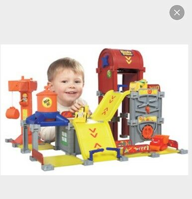 Bob The Builder Construction Site - Interactive Play set