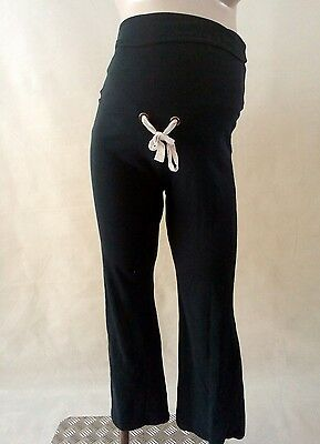 [85] New Look Maternity Blue Jogging Trousers Size 10