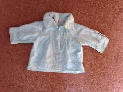Girls Cropped Light Weight Jacket 10 -11 Years