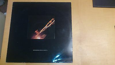"*joy Division Transmission 12"" 1St Uk Press Embossed Sleeve Fac 13 X 12 A Vgc+"