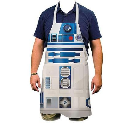 Star Wars: R2-D2 Adult Size Cotton Apron - New Official Disney Lucasfilm In Pack