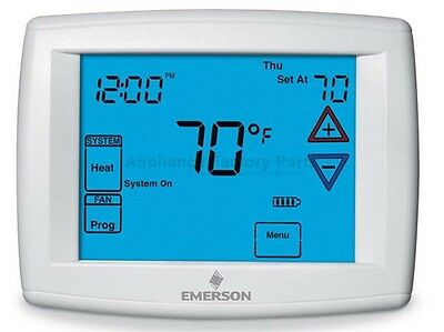 White-Rodgers 1F95-1277 Touchscreen Thermostat 7 Day Programmable Fast Shipping