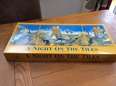 A Night On The Tiles 1x 1000 And 2x 500 Piece Jigsaw Puzzle