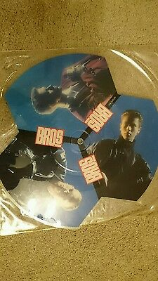 Bros Drop the boy, shaped picture disc