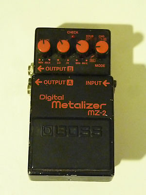 BOSS MZ-2 Digitalizer