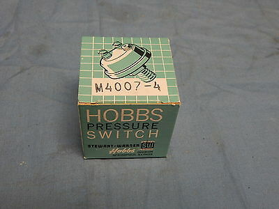 NEW Hobbs M4007-4 Pressure Switch