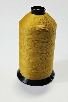 Extra Strong Thread Bonded Polyester Hand Machine Sewing Spool Leather DIY 650 M