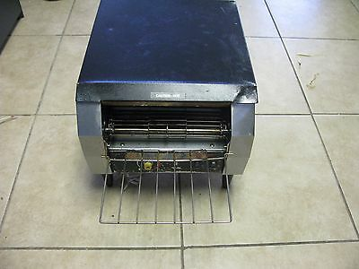 Hatco Toast-Qwik TQ-10 Commercial Horizontal Conveyer Toaster