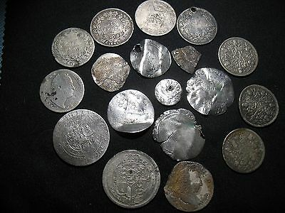 Silver Coins Mixed Lot
