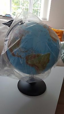 New World Globe from Stanfords -RRP £40- Selling for £20