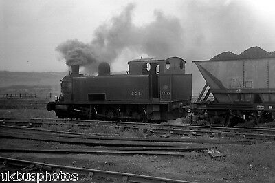 NCB hc 0-6-0t No.s120 Prince of Wales Colliery West Yorkshire Rail Photo