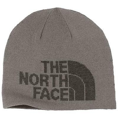 -- The North Face Cappello Highline Beanie, Pache Grey / Black (A07)