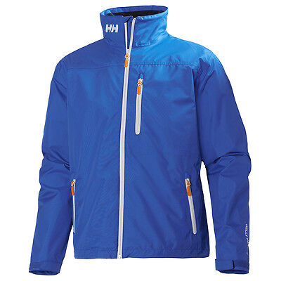 -- Helly Hansen Giacca Crew Midlayer Jacket, Racer Blue (A07)