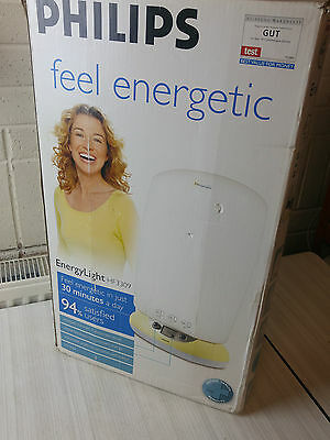 Philips Energy Light HF3309 Feel EnergeticTherapy Original Box with manuals