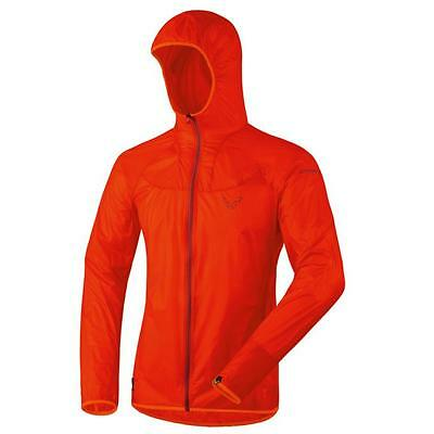 -- Dynafit Giacca con Cappuccio React Ultralight M Jacket, Dawn (A07)