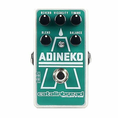 Catalinbread Adineko Oil Can Delay Guitar Effects Stompbox FX Pedal