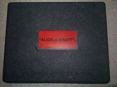 Align-A-Shaft Shaft alignment Tool kit #108